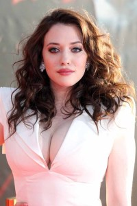 Kat Dennings and her Cleavage