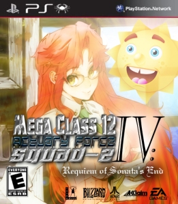 Mega Class 12 Actuary Force Squad-Z IV: Requiem of Sonata's End