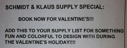 Valentine's Fax - Part 1