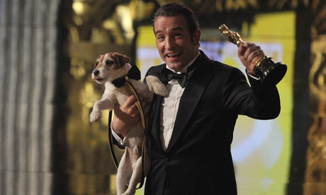 The Artist's Jean Dujardin wins Best Actor