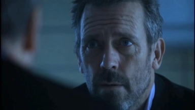 Hugh Laurie is House
