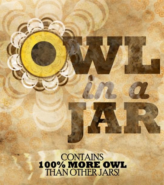 Owl in a Jar