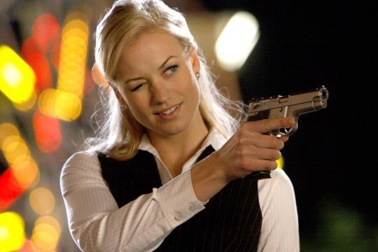 Yvonne Strahovski as Sarah Walker