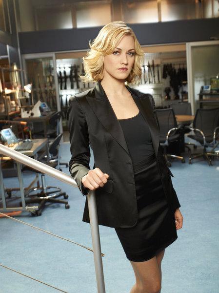 Yvonne Strahovski - Chuck Season 5