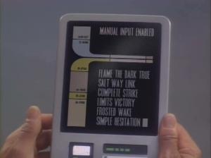 Star Trek's PADD