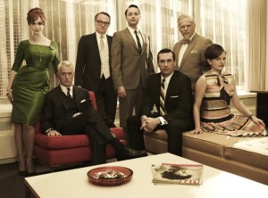 The Men and Women of Mad Men