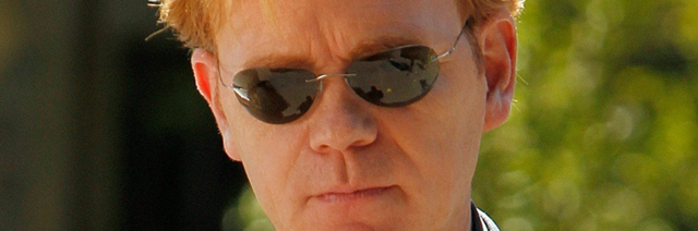 A Farewell to Shades | Rhoades to Madness Horatio Caine Double Sunglasses