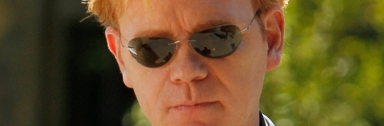 David Caruso IS Horatio Caine...or is it the other way around?