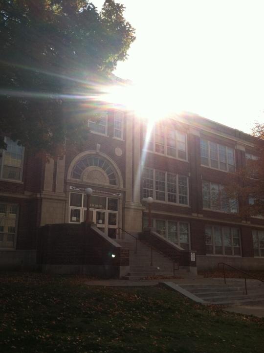 Joplin Middle School, formerly Memorial High School