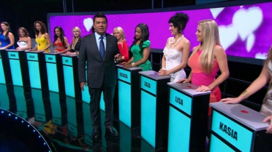 George Lopez hosts Take Me Out