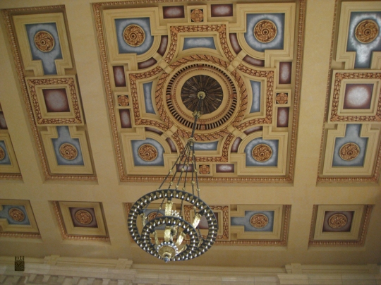 The Ceiling of Union Station