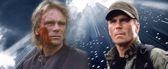 MacGyver and O'Neill