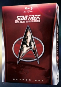 Star Trek: The Next Generation Blu-Ray