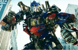 Michael Bay's Optimus Prime