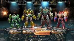 Fall of Cybertron Multiplayer