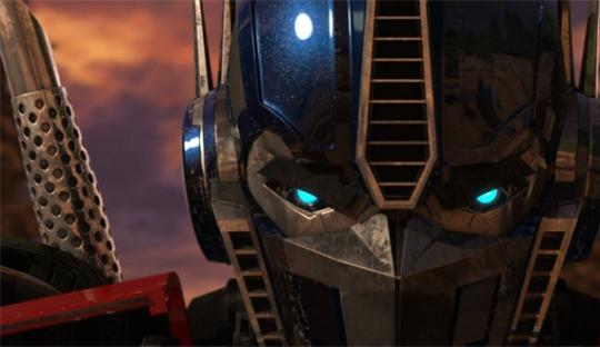 Prime's Optimus Prime