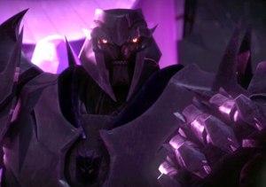 Prime's Megatron
