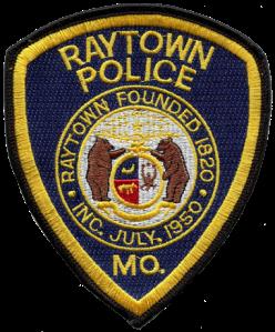 Raytown Police shield.