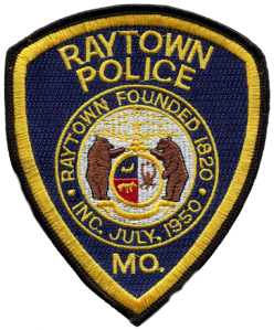 Raytown Police shield.