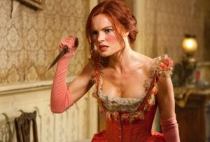 Kate Bosworth as...ehh.