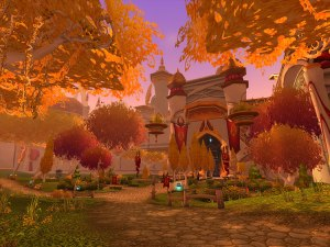 WoW Silvermoon City