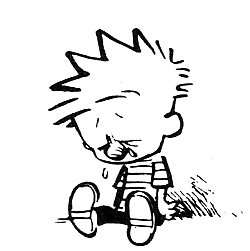 Calvin, The Best Representation of My Inner Child