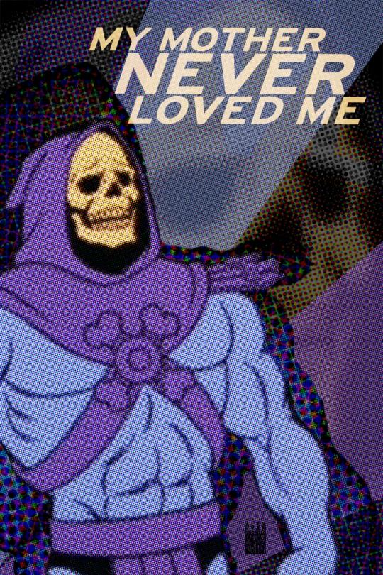 Pity the Skeletor