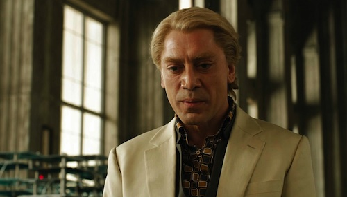 Javier Bardem as Silva