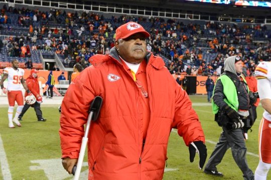 Romeo Crennel After Denver Loss