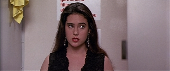 Jennifer Connelly in Career Opportunities