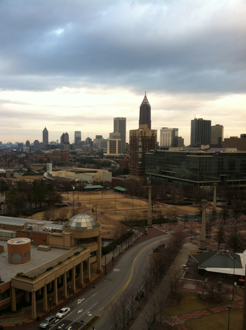 Downtown Atlanta #1