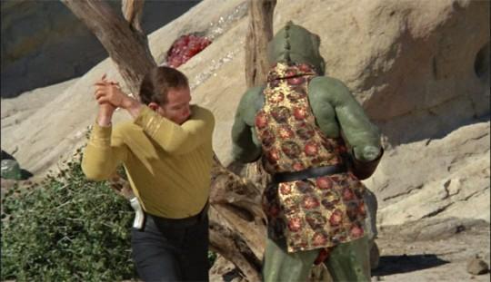 Kirk vs. Gorn