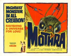 Happy Mothra's Day